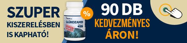 glükozamin-kondroitin szuper recept vétel amit nem inni ízületi fájdalmakkal