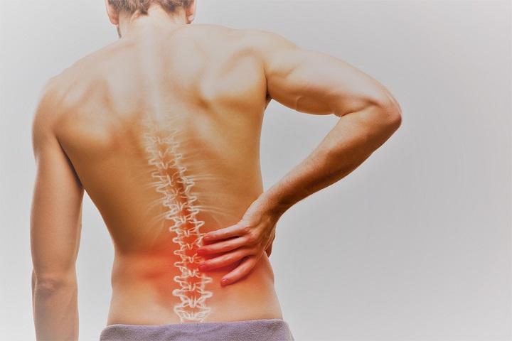 fájdalom a gerinc ízületében