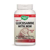 glükózamin-kondroitin alkalmazásával