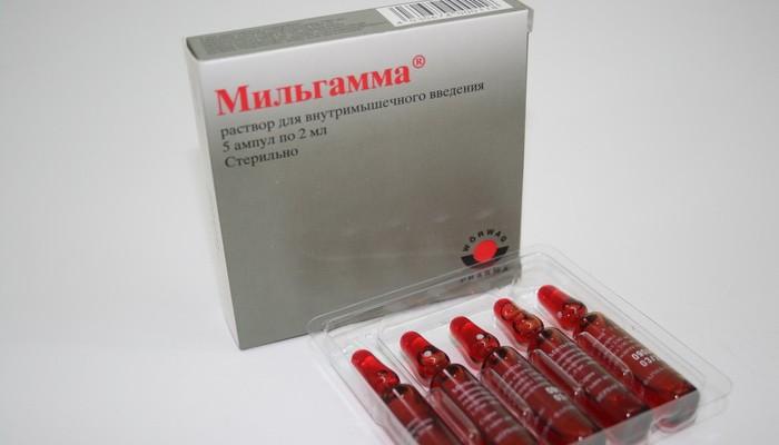 gyógyszerek, amelyek enyhítik az izomgörcsöket oszteokondrozisban