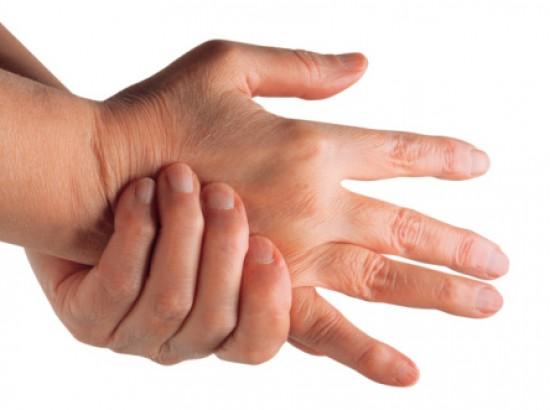 az ujjak ízületeinek gennyes gyulladása