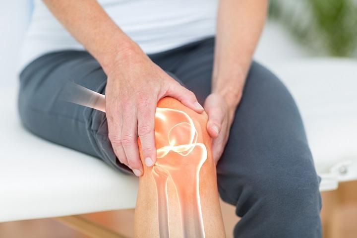a térdízület tünetei és kezelése