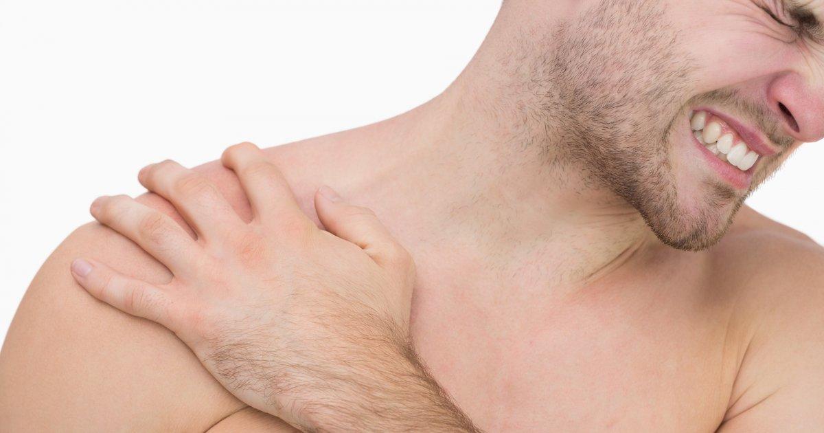 a vállízület ízületi gyulladása és zsibbadás)