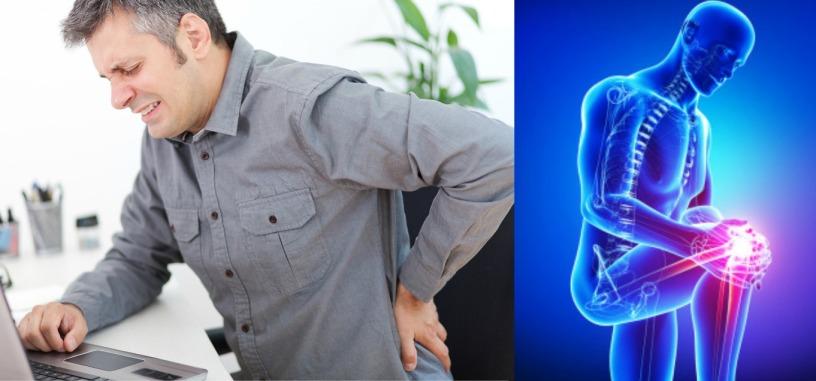 anyagcserének normalizálása ízületi betegség esetén)
