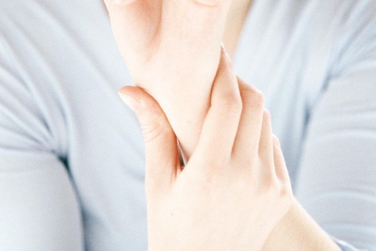 a jobb ízület mediális meniszkuszának károsodása csuklóbetegség styloiditis