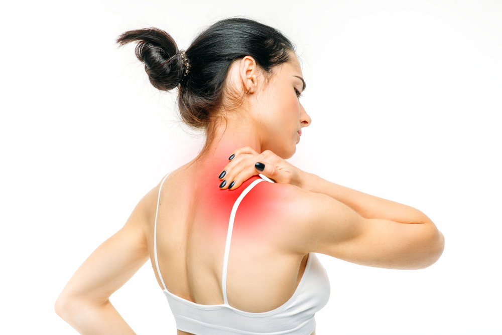 a vállízület fájdalma a nyakat okozza