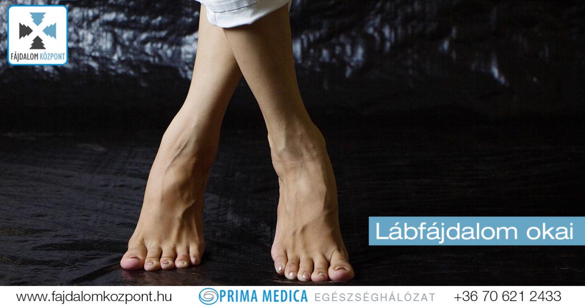 lábfej fájdalma)
