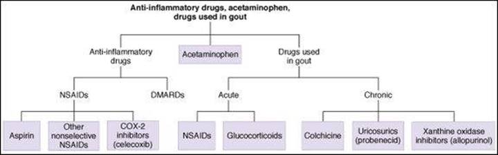 rheumatoid arthritis treatment nsaids