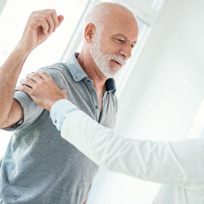 váll sérülések következményei