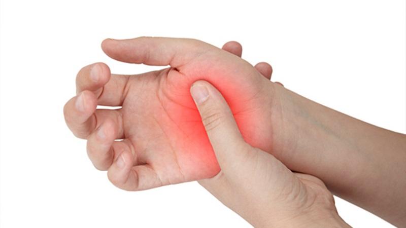 ízületi gyulladás a kezek kezelésénél